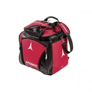 Redster Heated Bootbag/Backpack 220v 45L - Black/Red