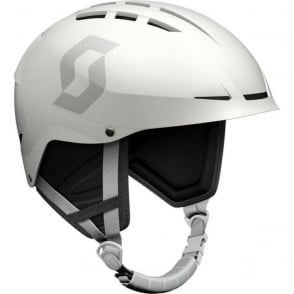 Junior Apic Helmet - Matt White