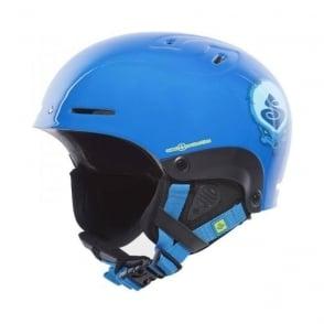 Junior Helmet Blaster - Bird Blue