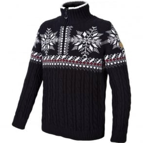 Campagnolo Mens Knitted Lined Hz - Black