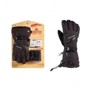 Kombi Radiator Heated Glove - Black