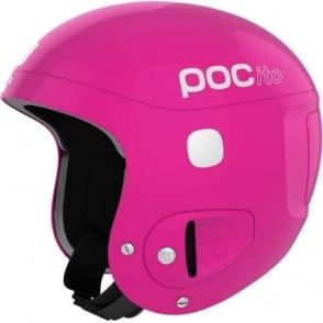 POC Junior POCito Skull Adjustable Helmet Pink