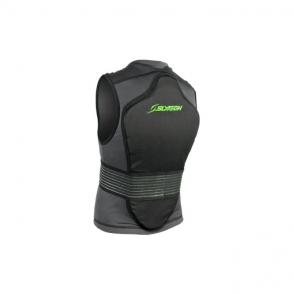 Junior Back Pro Vest One - Black