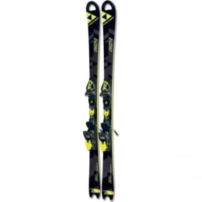 Fischer RC4 Worldcup SL WCP Slalom Race Skis 158cm 2017 (Skis Only)