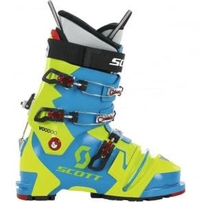 Telemark Ski Boots Voodoo NTN 130 Flex