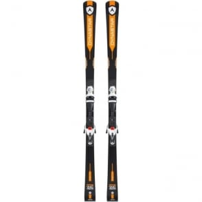 Speed WC Master GS Race Skis 185cm 23m + SPX 15 Rockerace (2017)