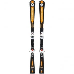 Dynastar Speed Team Slalom Race Skis 132cm 2017 (Skis Only)