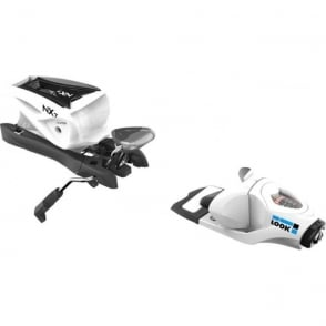 Dynastar Look Race Bindings  NX Junior 7 B93 White