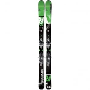 Fischer Ranger 88 TI Skis 176cm + Attack 13 Binding (2015)