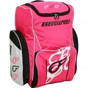 Junior Race Bootbag Backpack - Pink