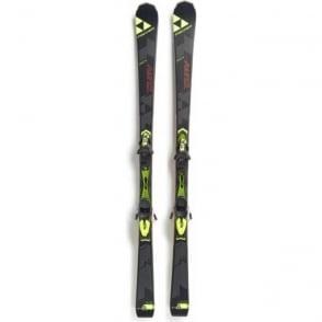 Fischer Skis RC4 Curv DTX + Z12 Binding 171cm (2017)