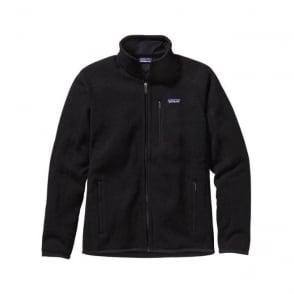 Mens Better Sweater Fleece Jacket - Black