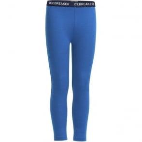 Kids' Oasis Leggings - Pelorus Blue