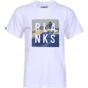 Men's Journey Tee - White