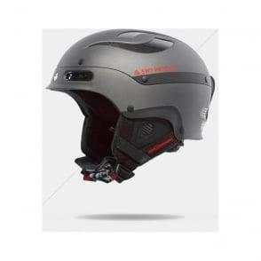 Trooper Helmet - Matt Metallic Black