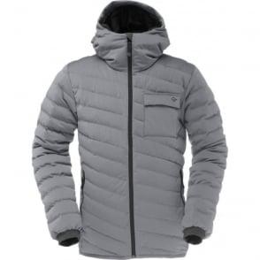 Mens Tamok Light Weight Down 750 Jacket - Mercury Grey