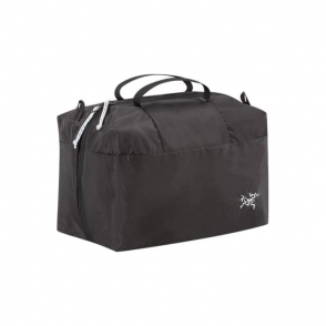Index 5+5 - 10L Lightweight Storage Organiser Bag - Black