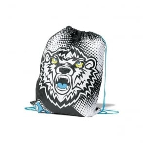 Level Sac Bear Drawstring Bag