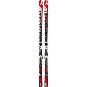 Wmns Redster Fis D2 SG Skis 205cm 40m (2015)
