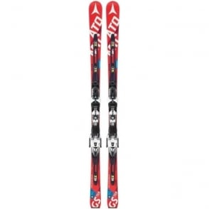 Junior Race Skis Redster Fis Doubledeck GS + X12 Binding 159cm (2016 )