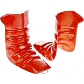 Ski Boots Tongue Flex 6 - Red ( M:26-27.5 )