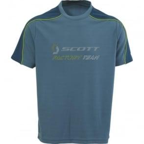 Factory Team T-Shirt Blue