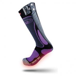 Therm-ic Heated Powersock Comfort - Womens/Purple