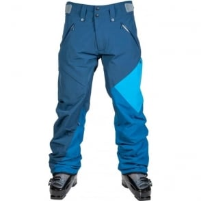 Tech Trouser Men Norrona Narvik Gore-tex 2l Pants Blue Blue
