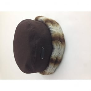 Spyder Women's hat Diamante Faux Fur