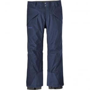 Patagonia Men's Snowshot Pants - Navy Blue