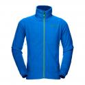 Norrona Mens Mid Layer Falketind Warm1 - Electric Blue