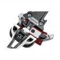 Fritschi Diamir Vipec 12 Ski Touring Binding - 90mm Brake - Colour White - (2015)