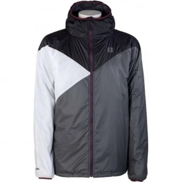 Mens Goblin Insulator Jacket - Black/Grey/White