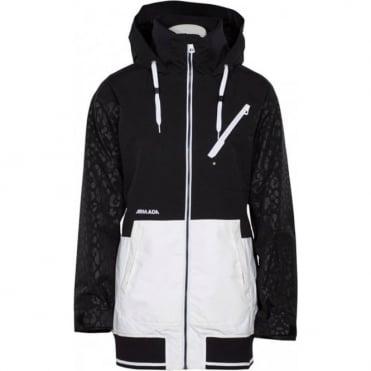 Wmns Gypsum Insulated Jacket - Black/White