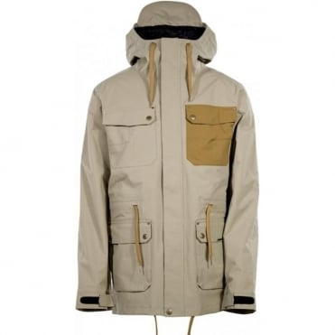 Mens Uinta Jacket - Khaki