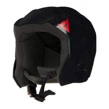 Junior Snow Team Ski Helmet - Black
