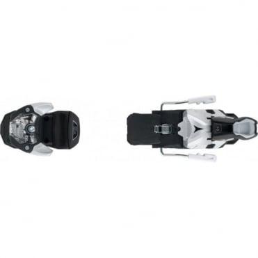 Warden 13 MNC 115mm Silver/Black