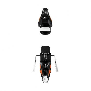 STH² 16 WTR 130mm Black/Orange