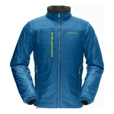 Mens Lyngen Primaloft 60 Jacket - Blue