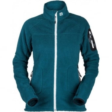 Wmns Heartbreaker Fleece - Gunmetal Blue