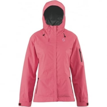 Wmns Quorra 100 Jacket - Rouge Red