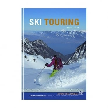 Ski Touring Book by Bruce Goodlad