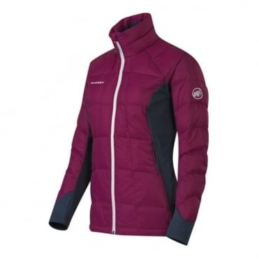 Wmns Flexidown Jacket - Purple