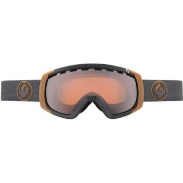 Rogue Goggles - Gumm/ Ionized Lens + Yellow Bonus Lens