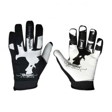 Mens Pipe Flight Gloves - Hawk