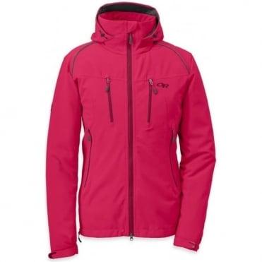 Wmns Valhalla Jacket - Pink