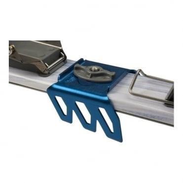 Ski Crampon - 96mm + Disk Kit - Blue