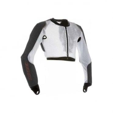 Daineses Junior Slalom Padded Jacket - Black/White