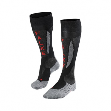 Wmns SK5 Austria Race Ski Socks - Black