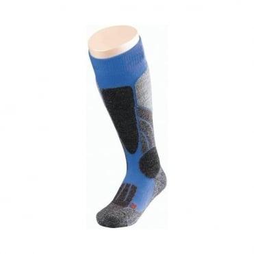 Kids SK1 Ski Socks - Blue